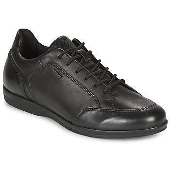 Pantofi Bărbați Pantofi Derby Geox ADRIEN Negru