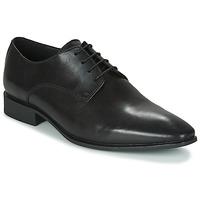 Pantofi Bărbați Pantofi Derby Geox UOMO HIGH LIFE Negru