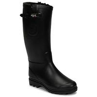 Pantofi Femei Cizme de zapadă Aigle AIGLENTINE FUR Negru