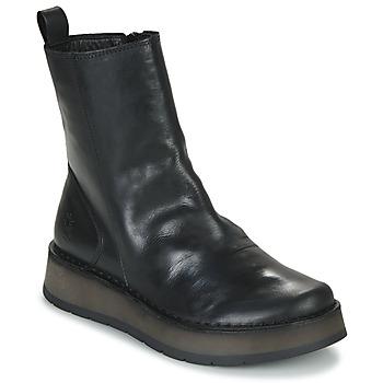 Pantofi Femei Ghete Fly London RENO Negru
