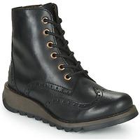 Pantofi Femei Ghete Fly London SARL069FLY Negru