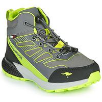 Pantofi Băieți Pantofi sport stil gheata Kangaroos K-SCOUT RTX Gri / Verde