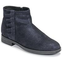 Pantofi Fete Ghete Geox AGGATA Bleumarin