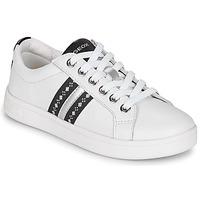 Pantofi Fete Pantofi sport Casual Geox DJROCK Alb