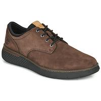 Pantofi Bărbați Pantofi sport Casual Timberland CROSS MARK PT OXFORD Maro