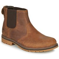 Pantofi Bărbați Ghete Timberland LARCHMONT II CHELSEA Maro