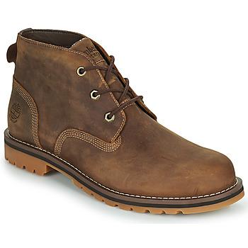 Pantofi Bărbați Ghete Timberland LARCHMONT II WP CHUKKA Maro