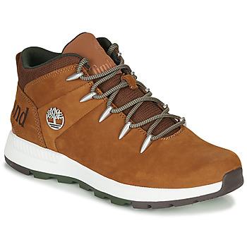 Pantofi Bărbați Ghete Timberland SPRINT TREKKER MID Maro