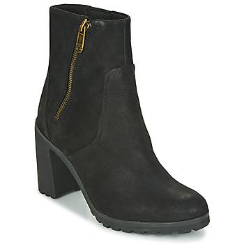 Pantofi Femei Botine Timberland ALLINGTON BOOTIE Negru