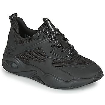 Pantofi Femei Pantofi sport Casual Timberland DELPHIVILLETEXTILESNEAKER Negru