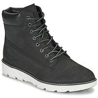 Pantofi Femei Ghete Timberland KEELEY FIELD 6IN Negru