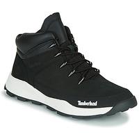Pantofi Copii Ghete Timberland BROOKLYN EURO SPRINT TD Negru