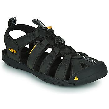Pantofi Bărbați Sandale sport Keen CLEARWATER Gri / Negru
