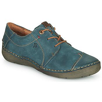 Pantofi Femei Pantofi Derby Josef Seibel FERGEY 20 Bleumarin