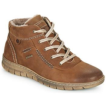 Pantofi Femei Pantofi sport stil gheata Josef Seibel STEFFI 53 Maro