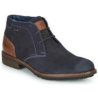 Pantofi Bărbați Ghete Josef Seibel JASPER 51 Bleumarin