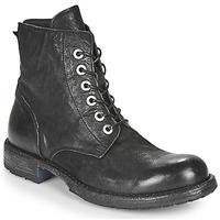 Pantofi Femei Ghete Moma MALE Negru