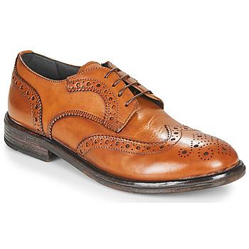 Pantofi Bărbați Ghete Moma HANCOK Maro