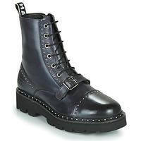 Pantofi Femei Ghete Melvin & Hamilton WINSLET Negru