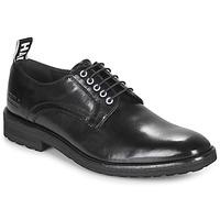 Pantofi Bărbați Pantofi Derby Melvin & Hamilton EDDY Negru
