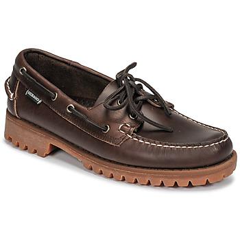 Pantofi Bărbați Pantofi barcă Sebago RANGERWAXY Maro