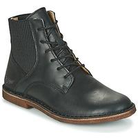 Pantofi Femei Ghete Kickers TITI Negru