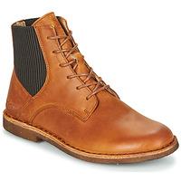 Pantofi Femei Ghete Kickers TITI Maro