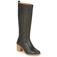 Pantofi Femei Cizme casual Kickers AVERNO Maro / Culoare închisă