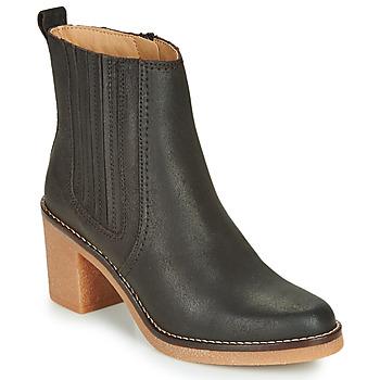 Pantofi Femei Ghete Kickers AVERNY Maro / Culoare închisă