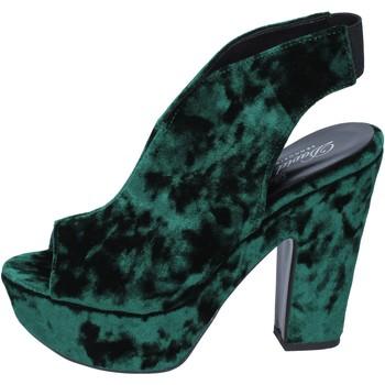Pantofi Femei Sandale  David Haron Sandale BM138 Verde