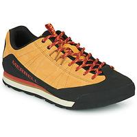 Pantofi Bărbați Pantofi sport Casual Merrell CATALYST SUEDE Camel / Negru