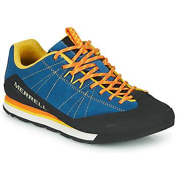 Pantofi Bărbați Pantofi sport Casual Merrell CATALYST SUEDE Albastru