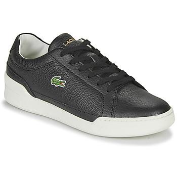 Pantofi Femei Pantofi sport Casual Lacoste CHALLENGE 0120 1 SFA Negru / Alb