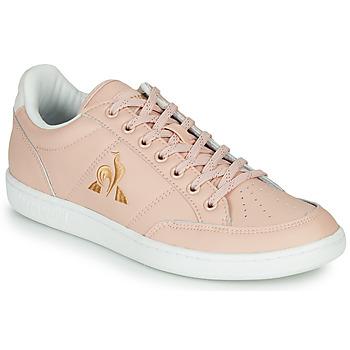Pantofi Femei Pantofi sport Casual Le Coq Sportif COURT CLAY W Roz