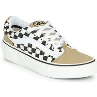 Pantofi Femei Pantofi sport Casual Vans SHAPE NI Bej / Alb