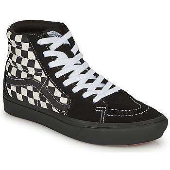 Pantofi Femei Pantofi sport stil gheata Vans COMFYCUSH SK8-HI Negru