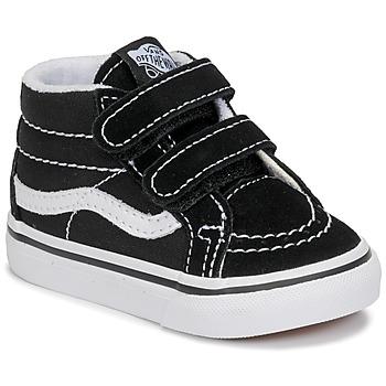 Pantofi Copii Pantofi sport stil gheata Vans TD SK8-MID REISSUE V Negru / Alb