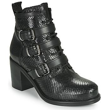 Pantofi Femei Botine Mimmu JAYZE Negru