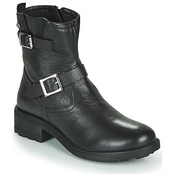 Pantofi Femei Ghete Les Tropéziennes par M Belarbi LOOKY Negru