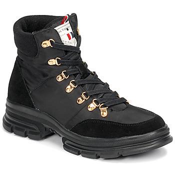 Pantofi Femei Ghete Les Tropéziennes par M Belarbi CAKE Negru
