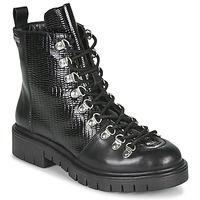 Pantofi Femei Ghete Les Tropéziennes par M Belarbi ZANTIS Negru