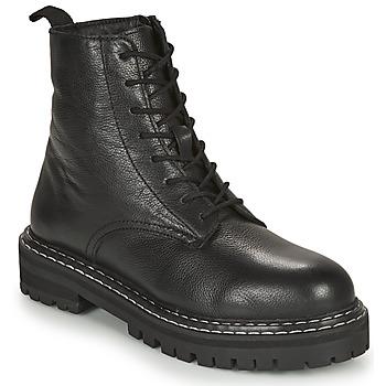 Pantofi Femei Ghete Les Tropéziennes par M Belarbi REINE Negru
