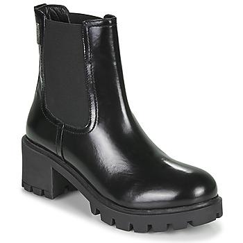 Pantofi Femei Botine Les Tropéziennes par M Belarbi ZANGE Negru