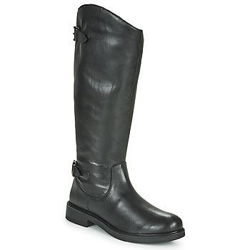 Pantofi Femei Cizme casual Les Tropéziennes par M Belarbi LOLA Negru