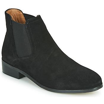 Pantofi Femei Ghete Les Tropéziennes par M Belarbi UZOU Negru