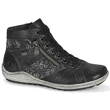 Pantofi Femei Pantofi sport stil gheata Remonte Dorndorf LAMIN Negru