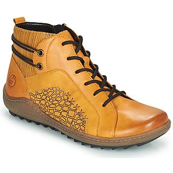 Pantofi Femei Pantofi sport stil gheata Remonte Dorndorf SEMILA Galben