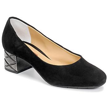Pantofi Femei Pantofi cu toc Perlato JAMINET Negru