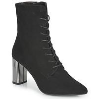 Pantofi Femei Botine Perlato JAMOGA Negru