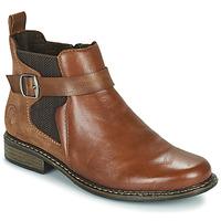 Pantofi Femei Botine Rieker Z49A9-24 Camel
